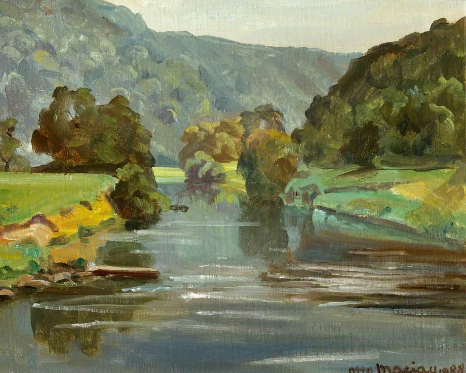 River Wye, Redbrook