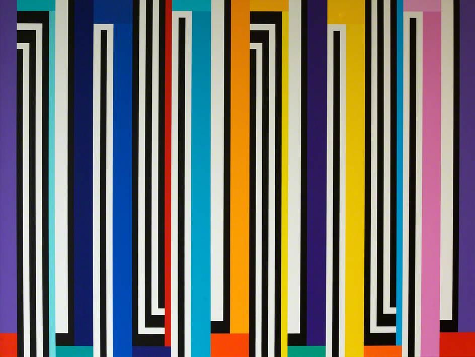 Summer Stripes No. 2