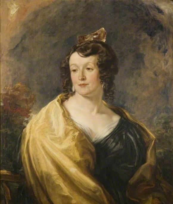 Mrs William Theobald, née Sarah Cooke (1795–1867)