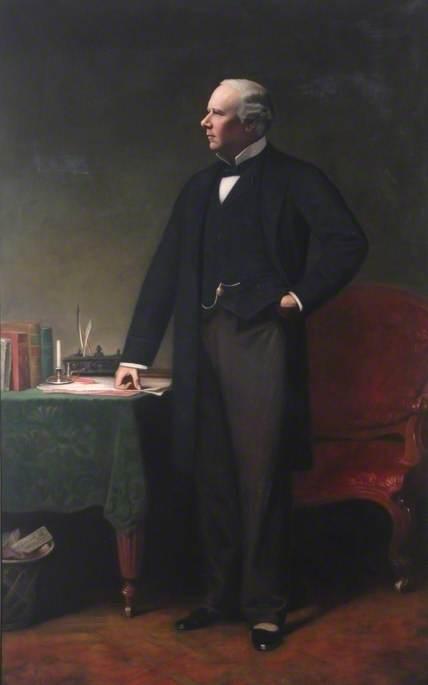 Sir Frank Lockwood (1846–1897)