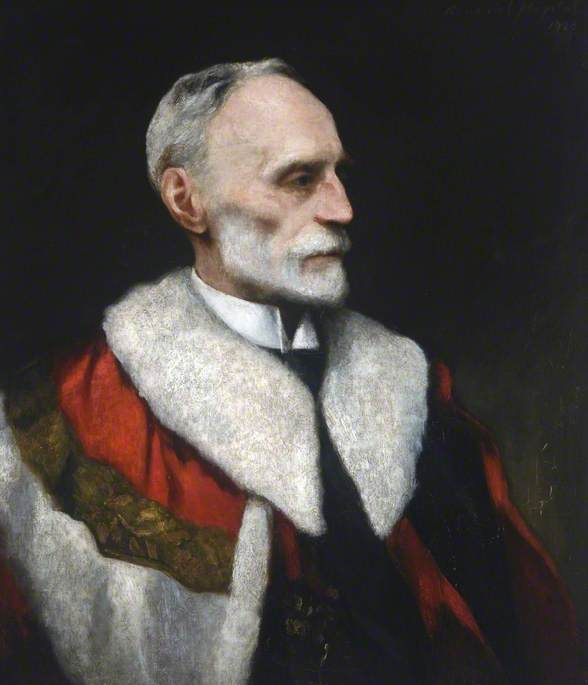 Charles Lindley Wood (1839–1934), Viscount Halifax