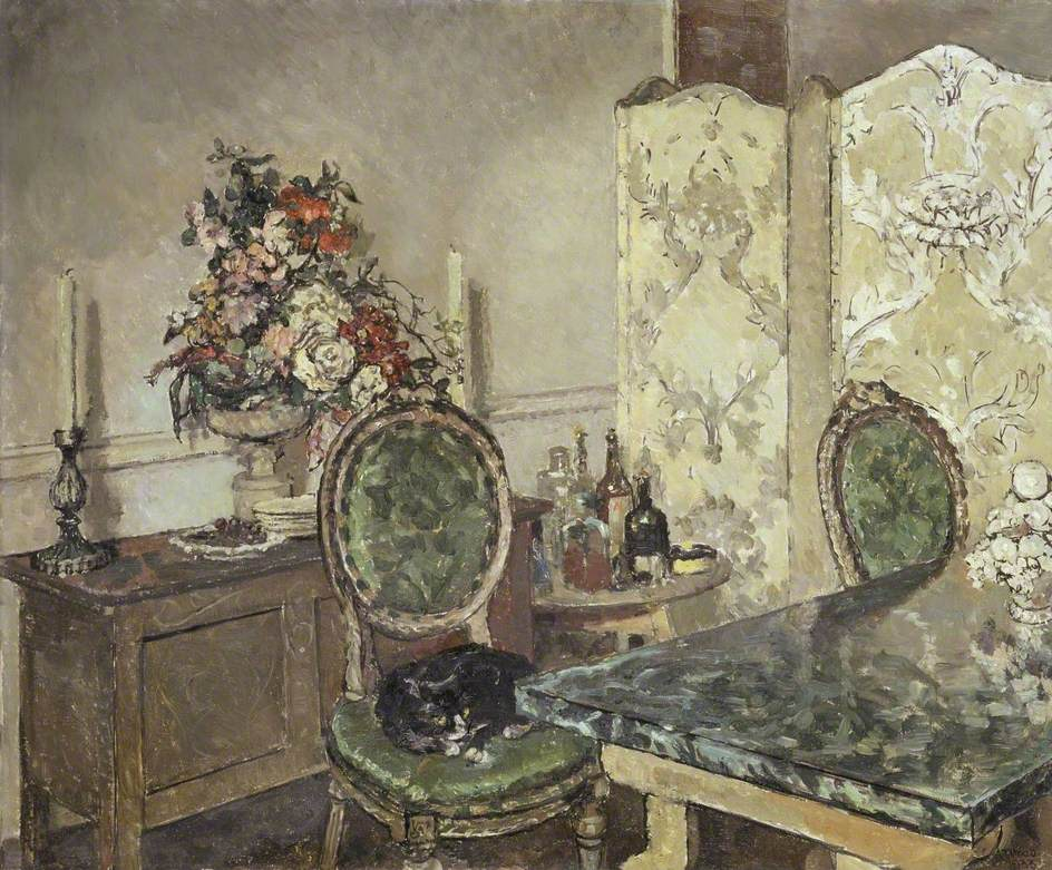John Gielgud's Room
