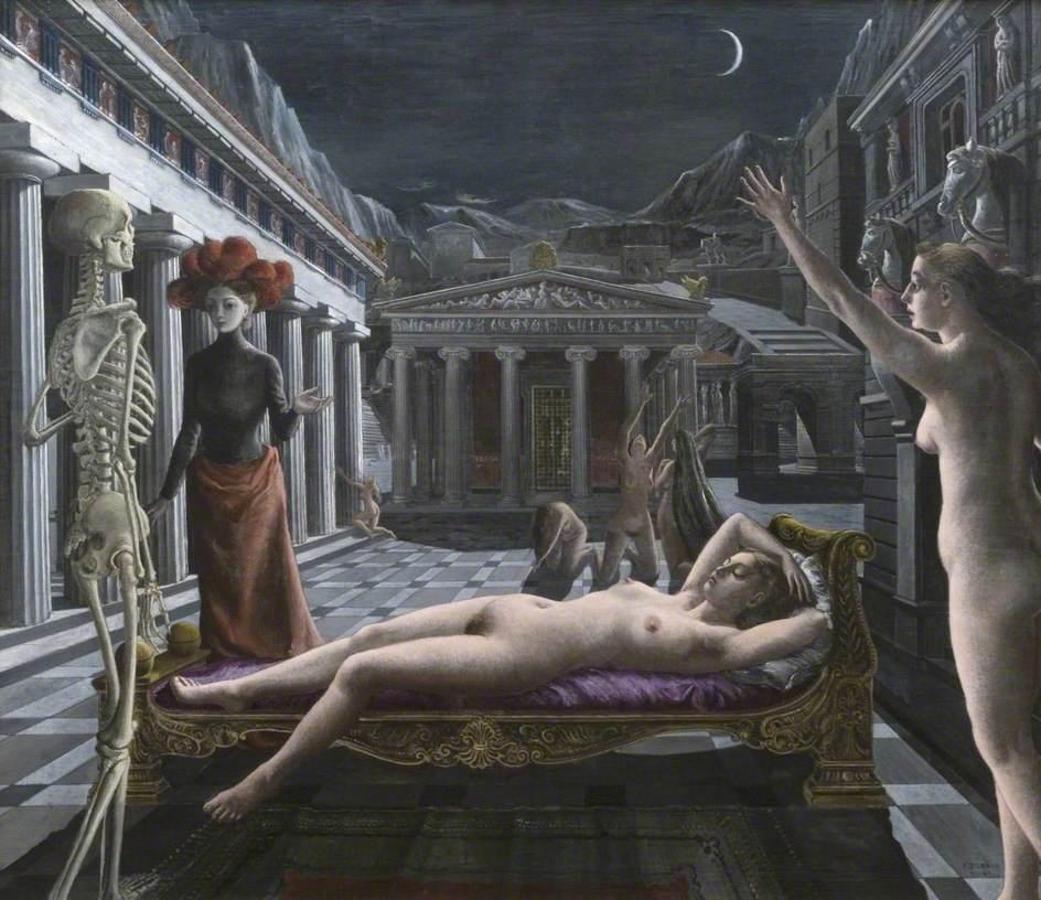 Sleeping Venus (La Vénus endormie)