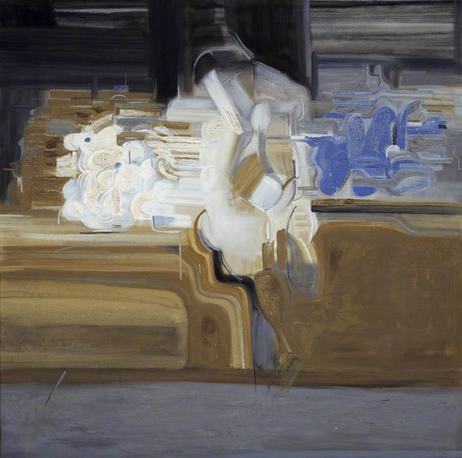 Figure in a Room I