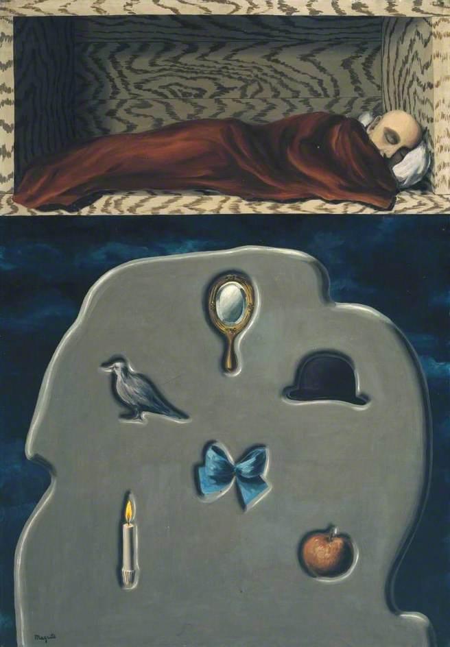 The Reckless Sleeper (Le Dormeur téméraire)