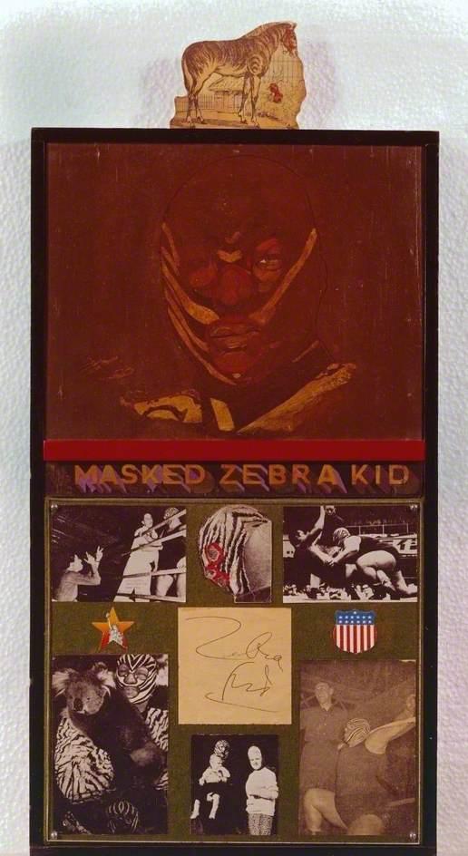 The Masked Zebra Kid