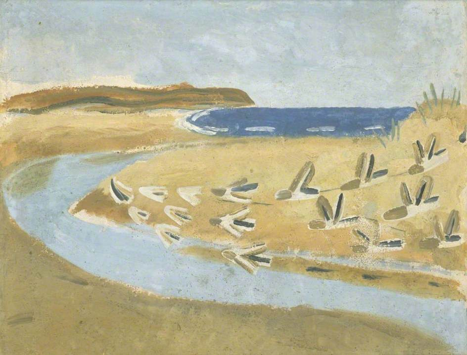 Sandpipers, Alnmouth