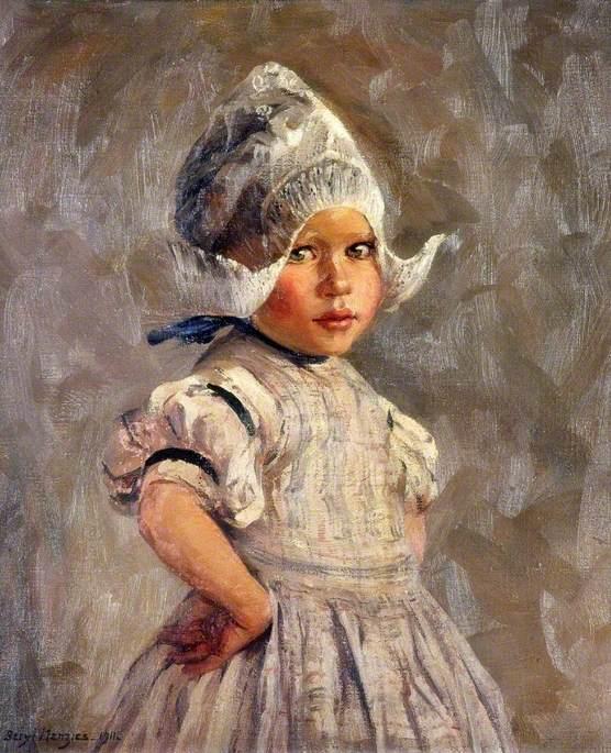 A Maid of Volendam