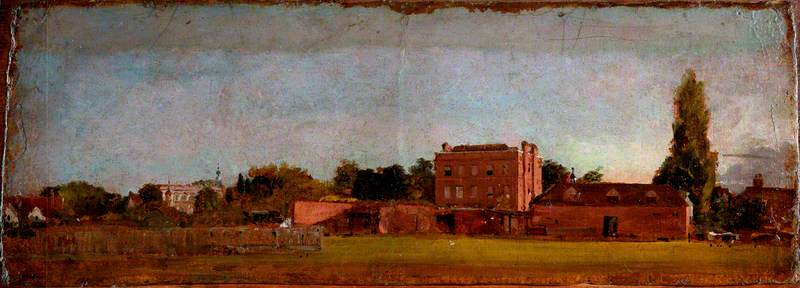 Golding Constable's House, East Bergholt
