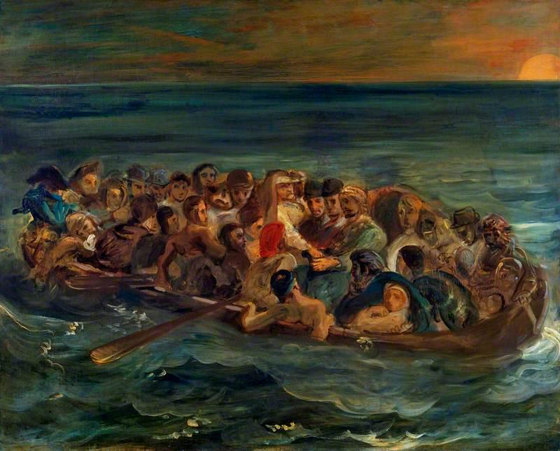 The Shipwreck of Don Juan