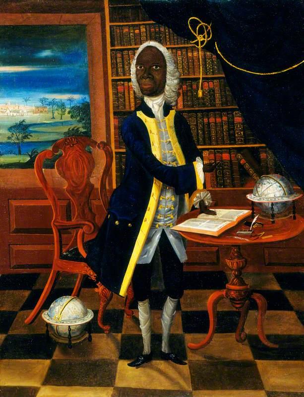 Francis Williams (1702–1770), the Scholar of Jamaica