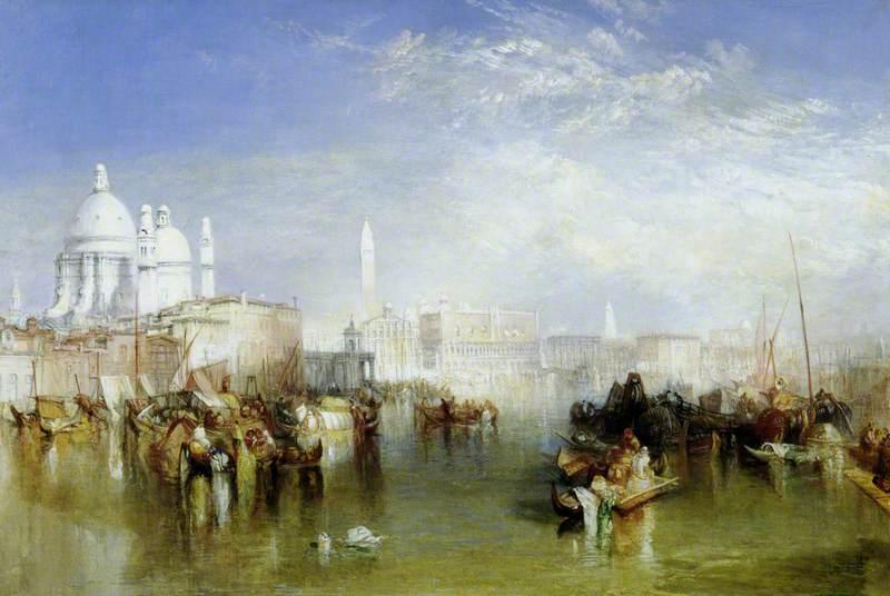 Venice, from the Giudecca