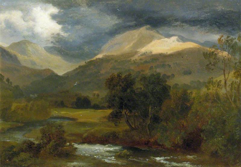 Rydal Mountains
