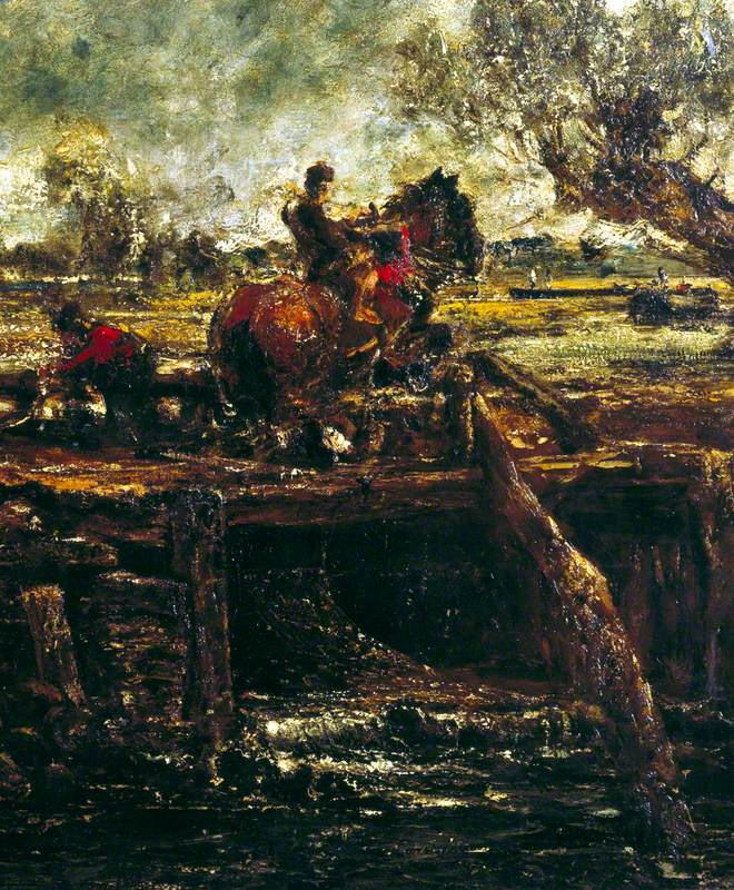 The Leaping Horse