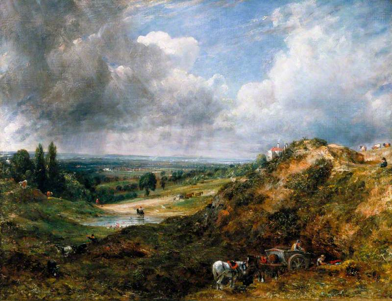 Hampstead Heath, Branch Hill Pond