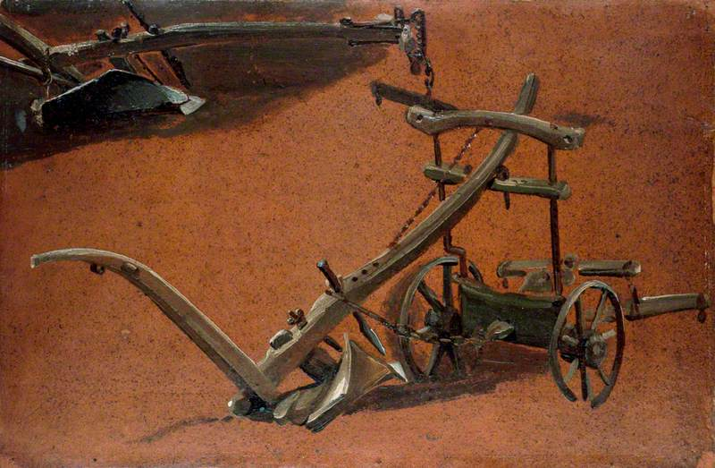 Studies of Two Ploughs