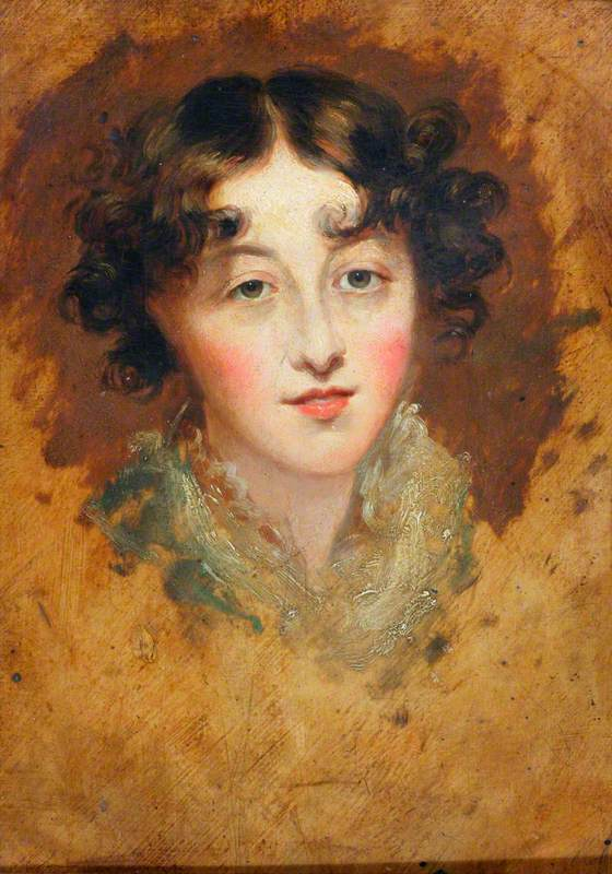 Head of a Lady