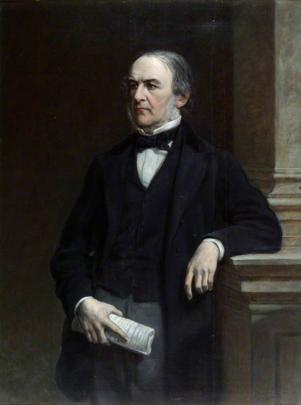 The Right Honourable William Ewart Gladstone (1809–1898), MP