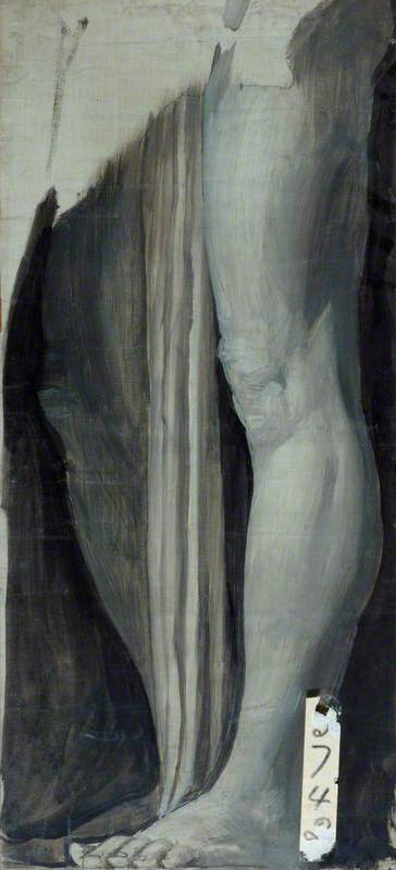 Lower Limbs of a Figure