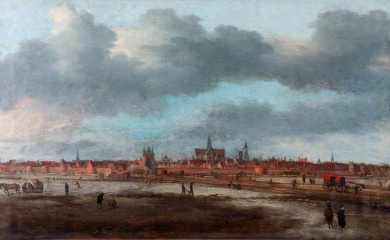 View of Haarlem