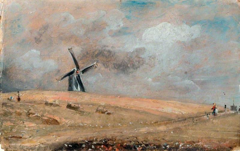 A Windmill near Brighton