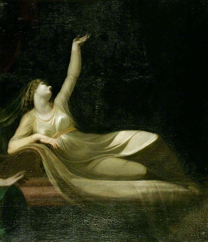 The Dream of Queen Katherine