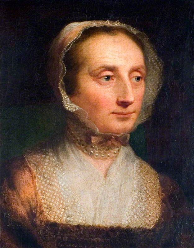 Bust Portrait of a Lady