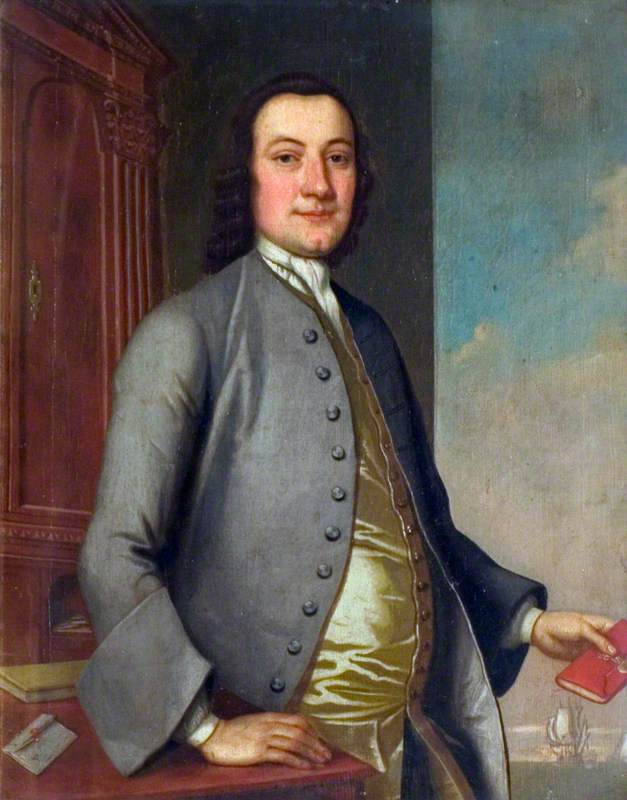 Thomas Nickleson (1719–1788)
