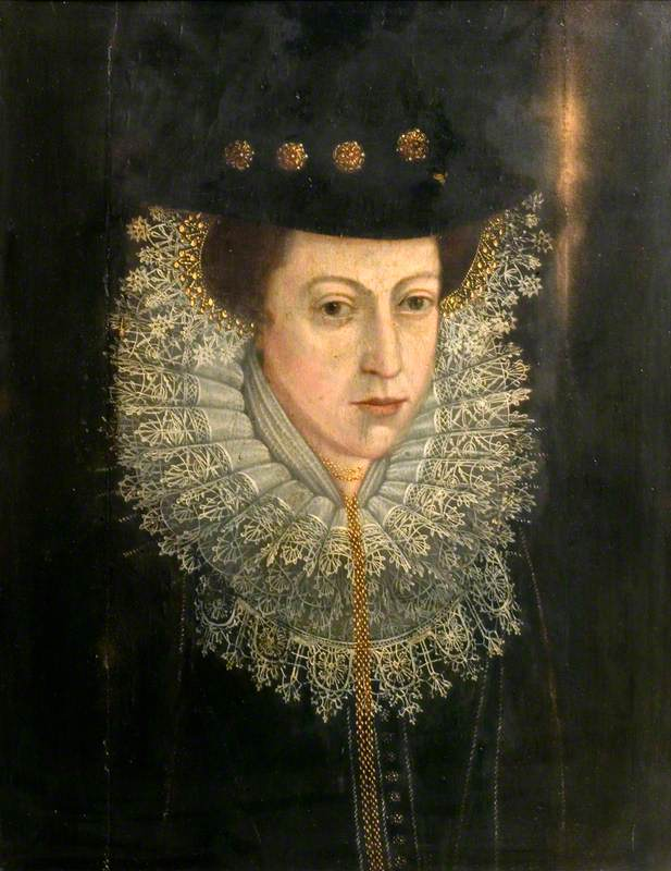 Portrait of a Lady of the Time of James I
