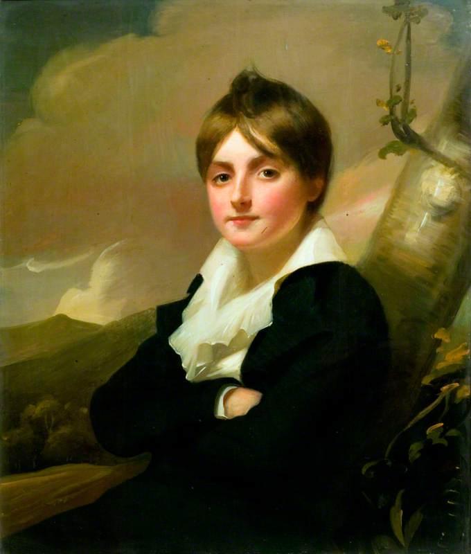 Reverend Alexander Dyce (1798–1869), as a Boy