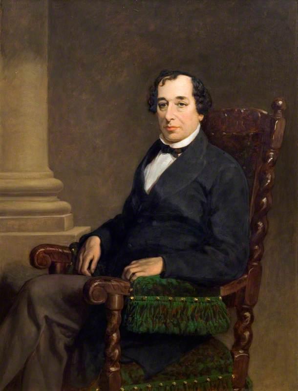 The Right Honourable Benjamin Disraeli (1804–1881), MP, Later Earl of Beaconsfield