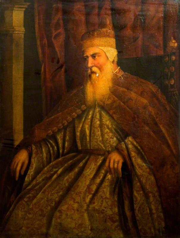 Portrait of a Venetian Doge