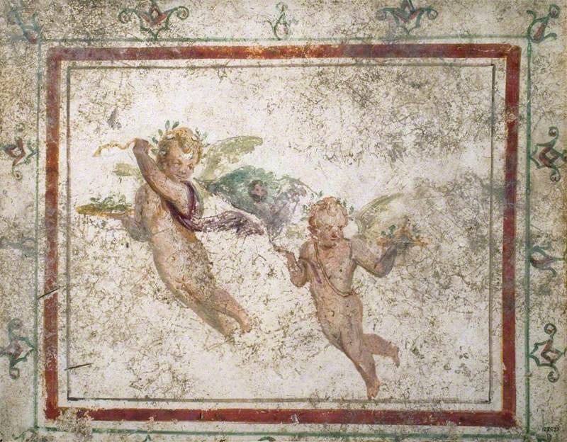Two Amorini