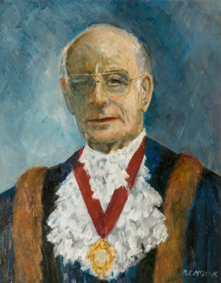 John William (Bill) Roberts, High Bailiff (1958)