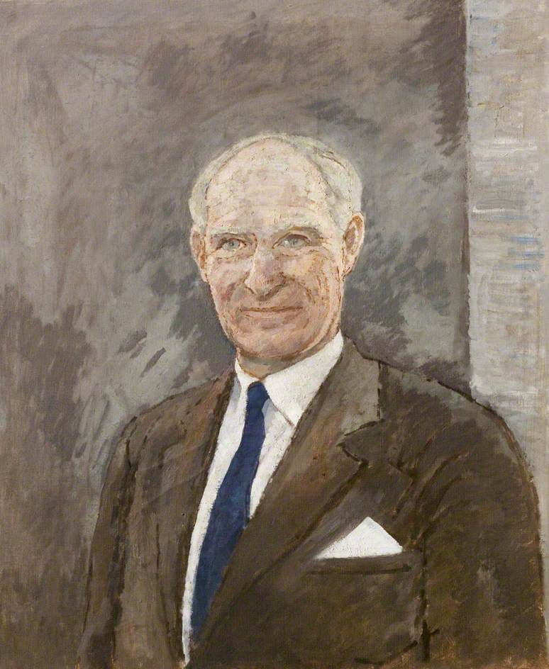 Maurice Wilks (1904–1963), Managing Director of the Rover Company