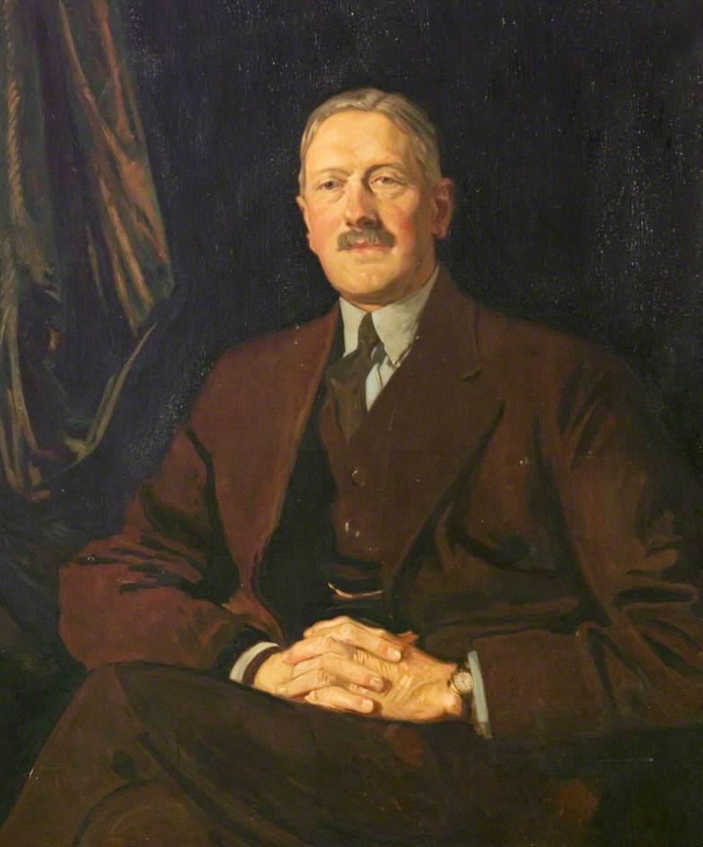 Reginald W. Maudslay (1871–1934), Founder of the Standard Motor Company