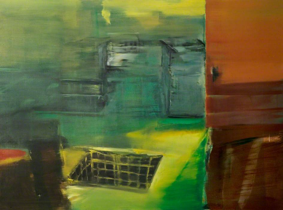 Study for 'War Zone'