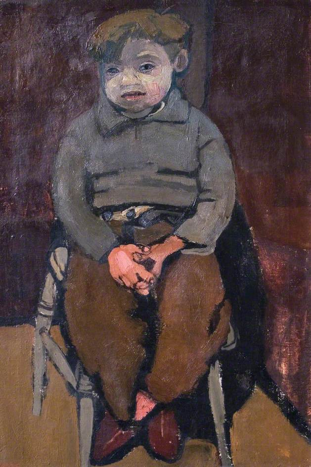 Archie Lafferty, Aged 6