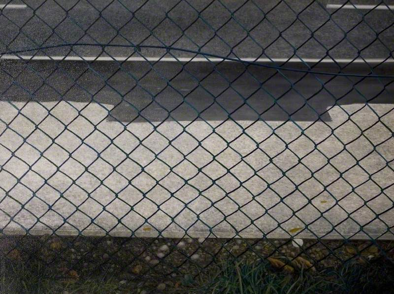 Wire Fence, Four Pounds Avenue