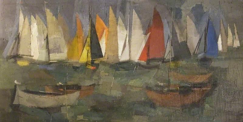 Yachts Manoeuvring