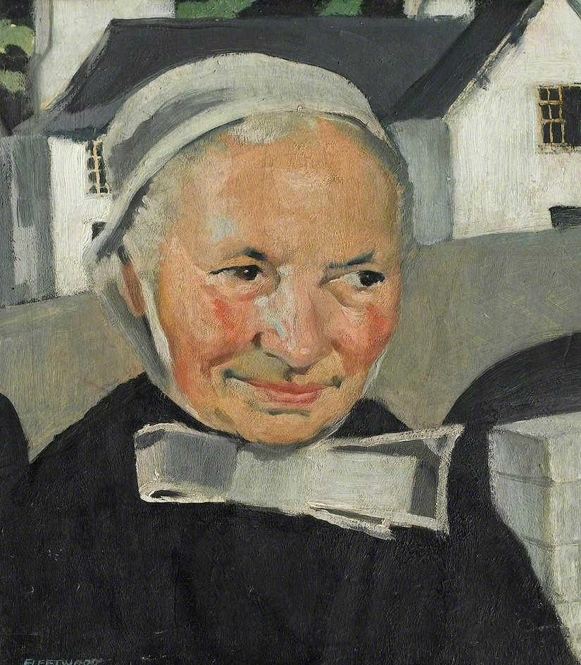 A Breton Peasant