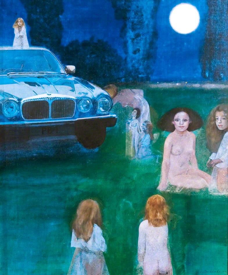 Daimler and Nymphs | Art UK