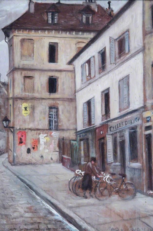 Bicyclettes, Paris, France