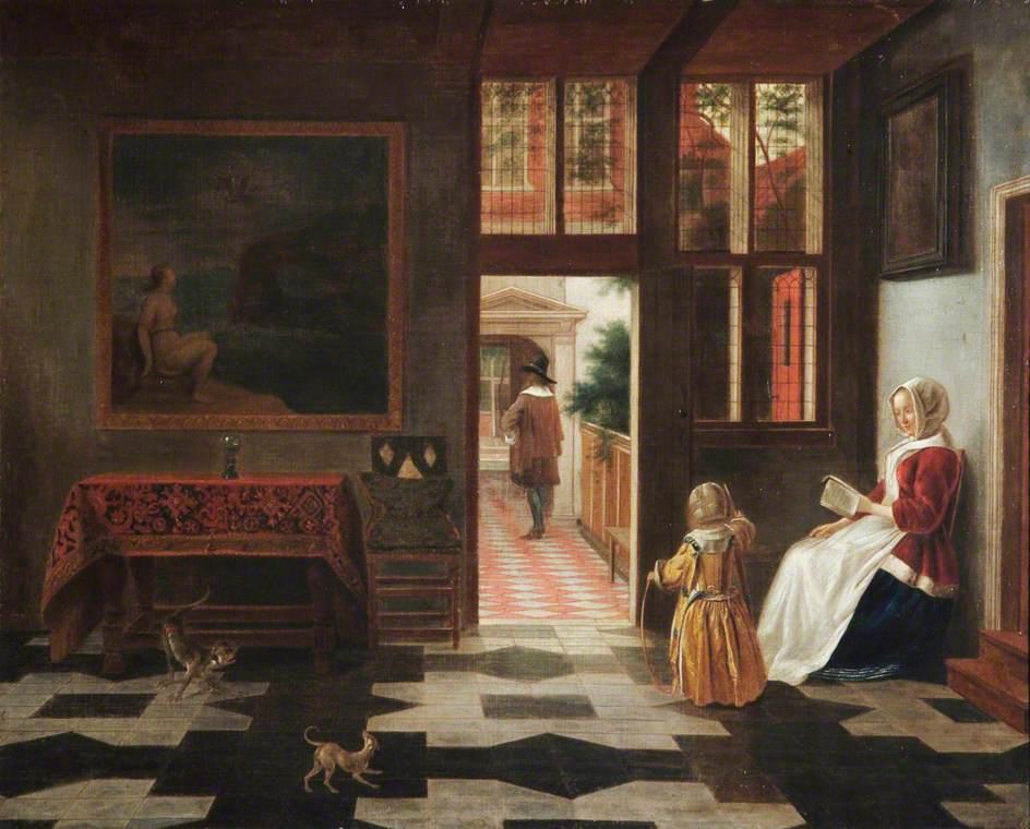 Dutch Interior