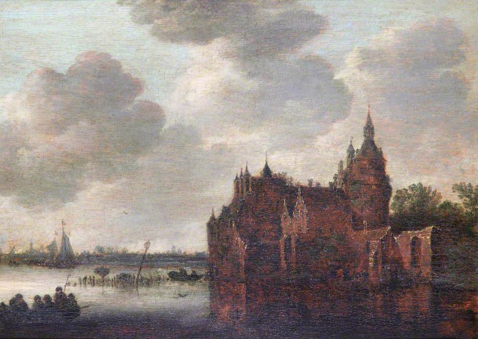 Near Haarlem