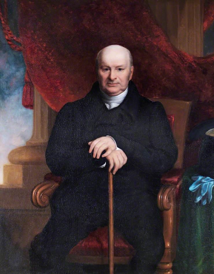 Dr Amos Middleton (1779–1847)