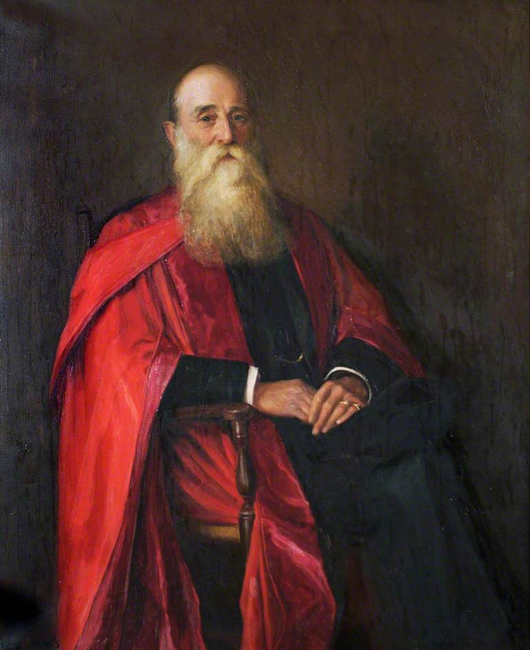 Dr Thomas William Thursfield