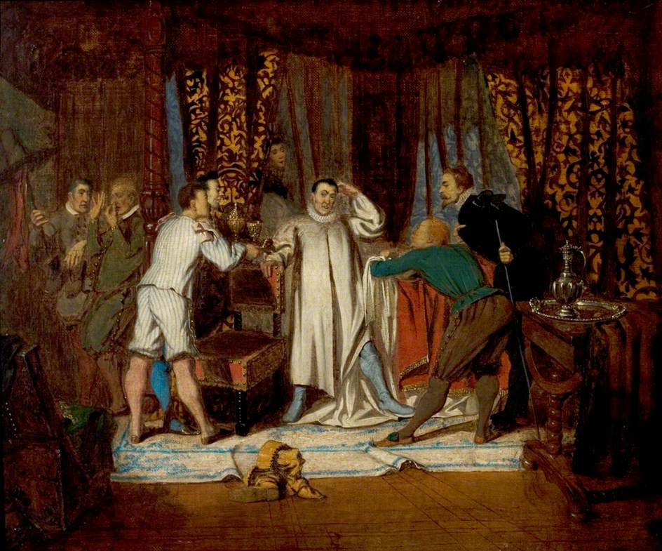 'The Taming of the Shrew', Induction, Scene 2