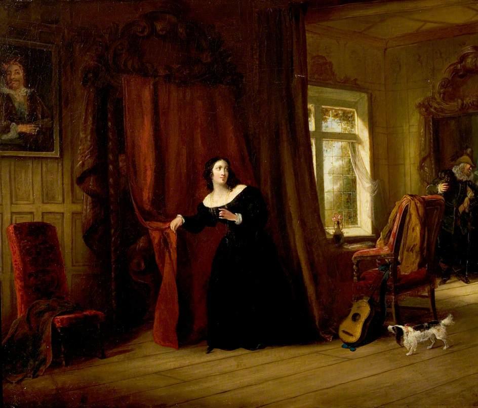 'The Merry Wives of Windsor', Act III, Scene 3