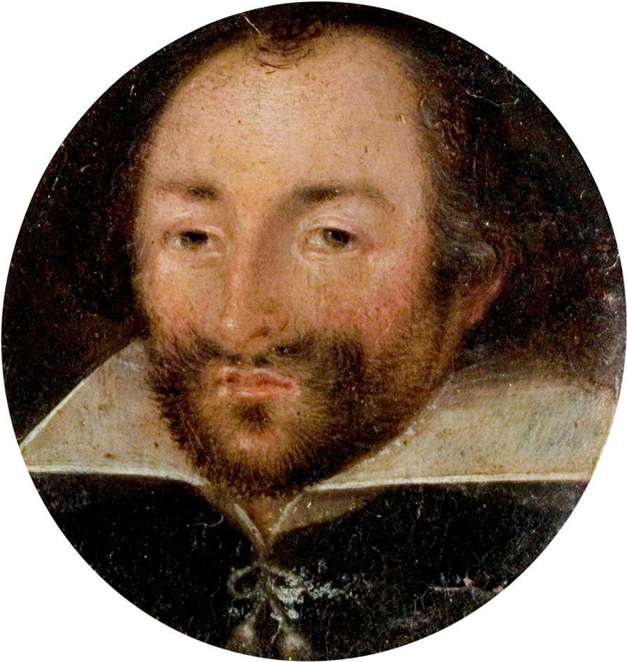 The Henry Graves Portrait of William Shakespeare (1564–1616)